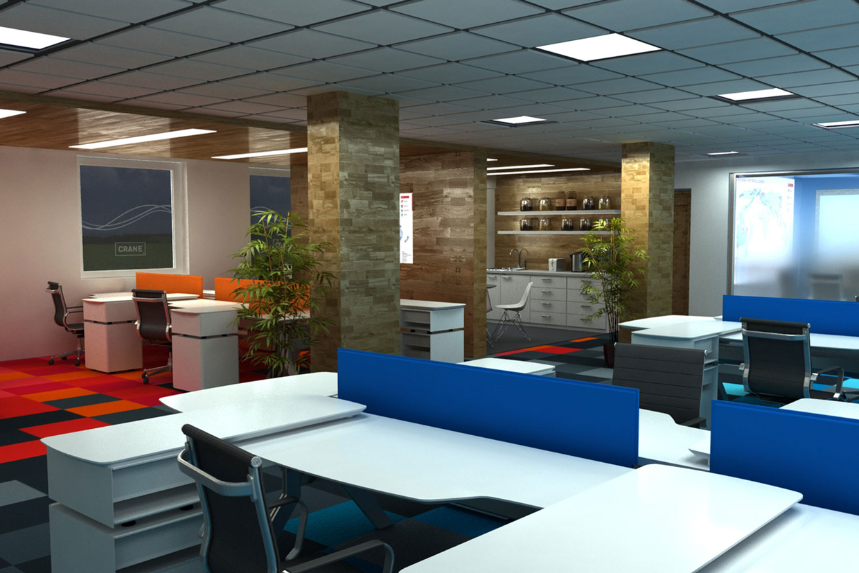 Crane Office – Concept Design