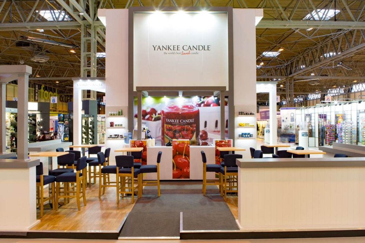 Millefiori and Yankee Candle – Spring Fair