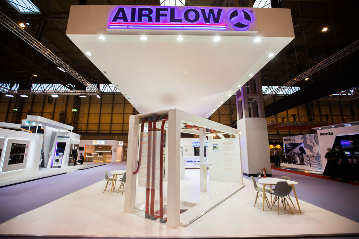 Airflow – Grand Designs Live 2016