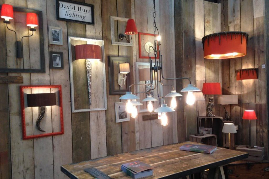 David Hunt Lighting – Autumn Fair
