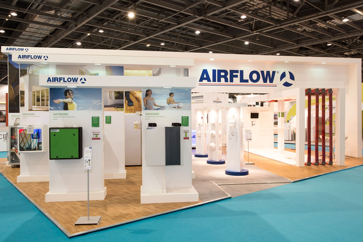 Airflow – Grand Designs Live 2015