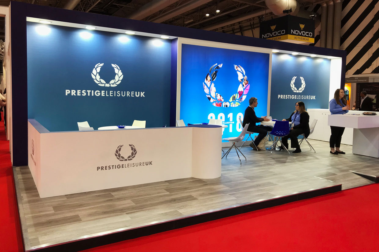 Prestige Leisure UK- Printwear & Promotion Live 2018
