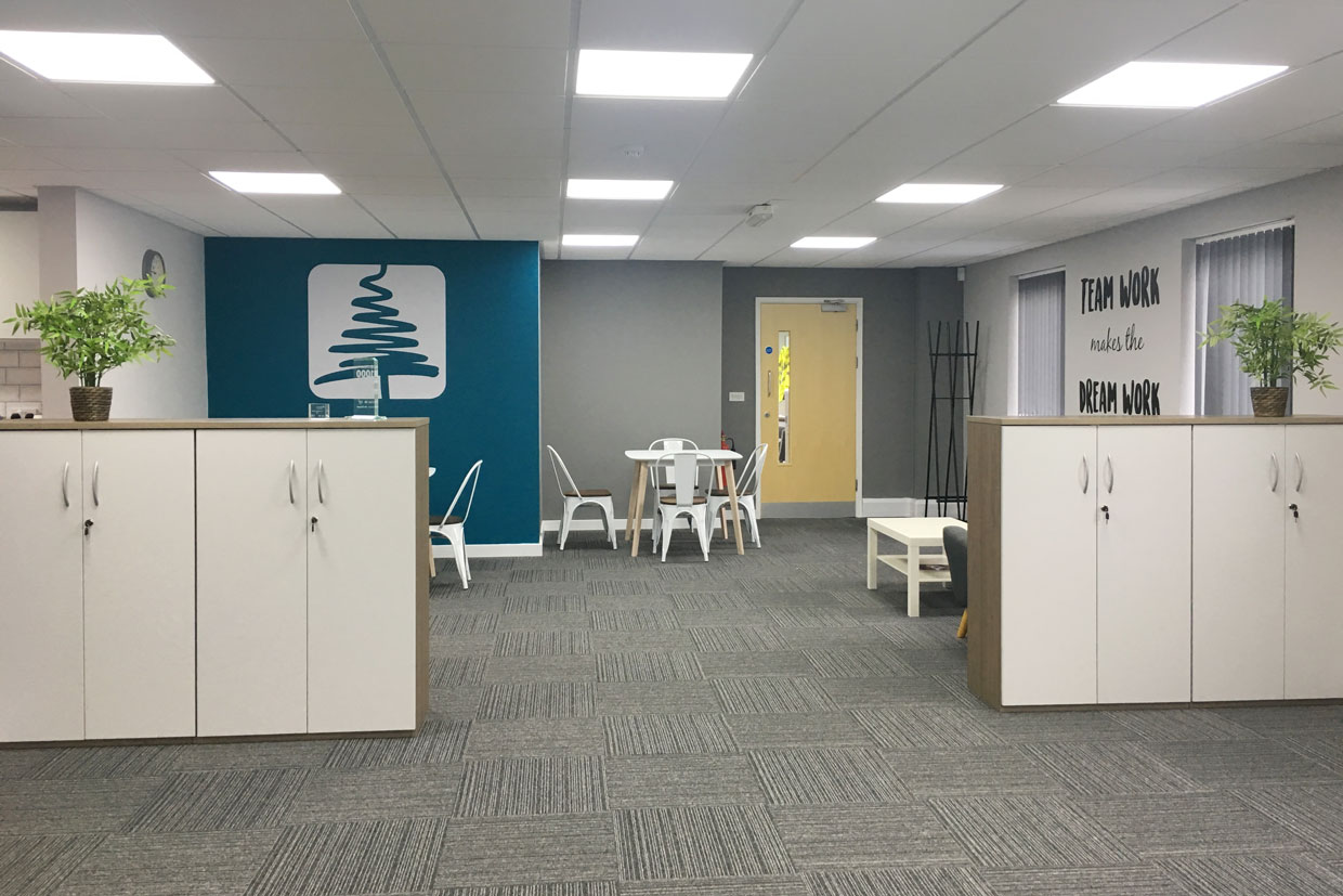 Birlea offices – Design & Fitting