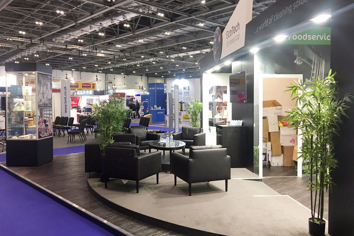 Ecotech – The Cleaning Show 2019