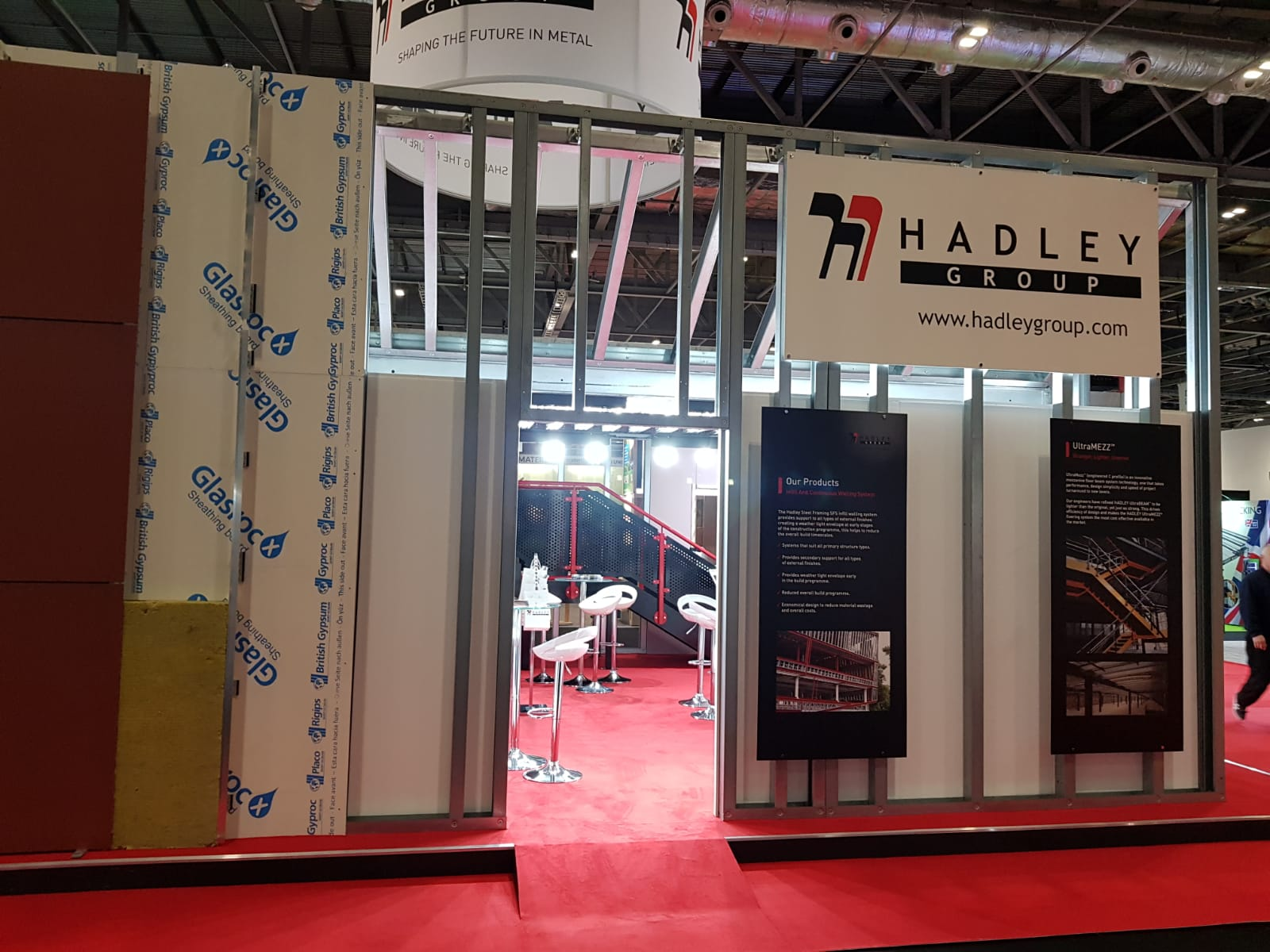 Hadley Group – Futurebuild 2020